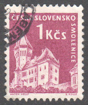 Czechoslovakia Scott 976 Used